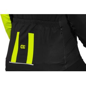Alé Cycling Piuma LS Jersey Men Black-Fluo Yellow